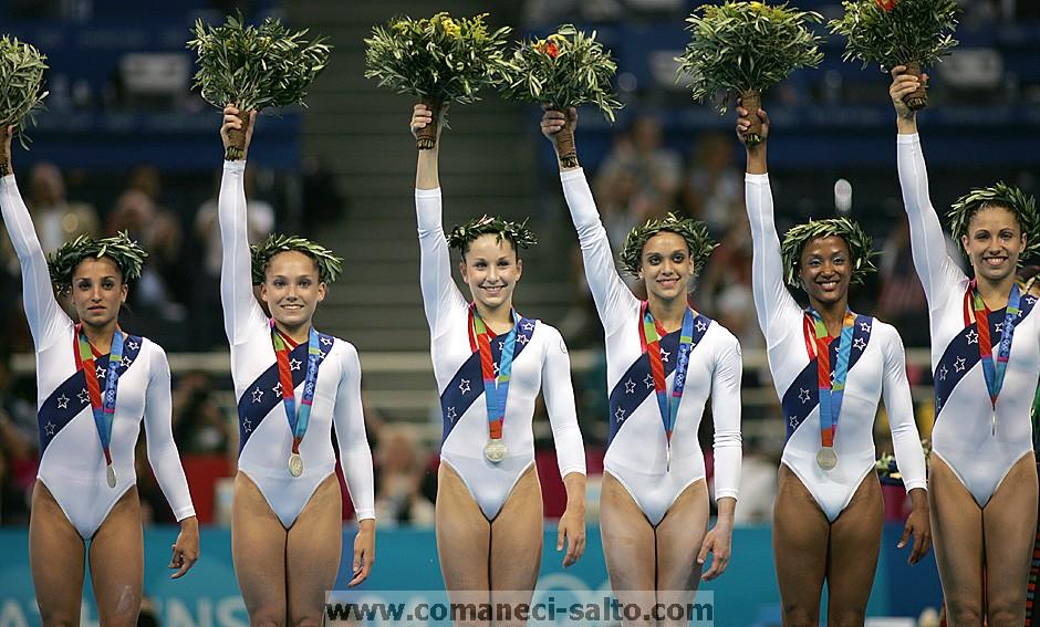 Romanian Wins Women Olympic 105